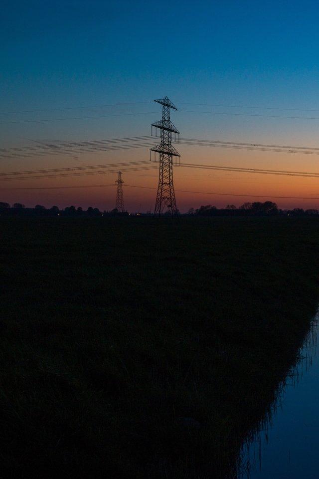 Dawn Sunset Dark Sunrise - Dark Sunset Wallpaper Iphone - HD Wallpaper