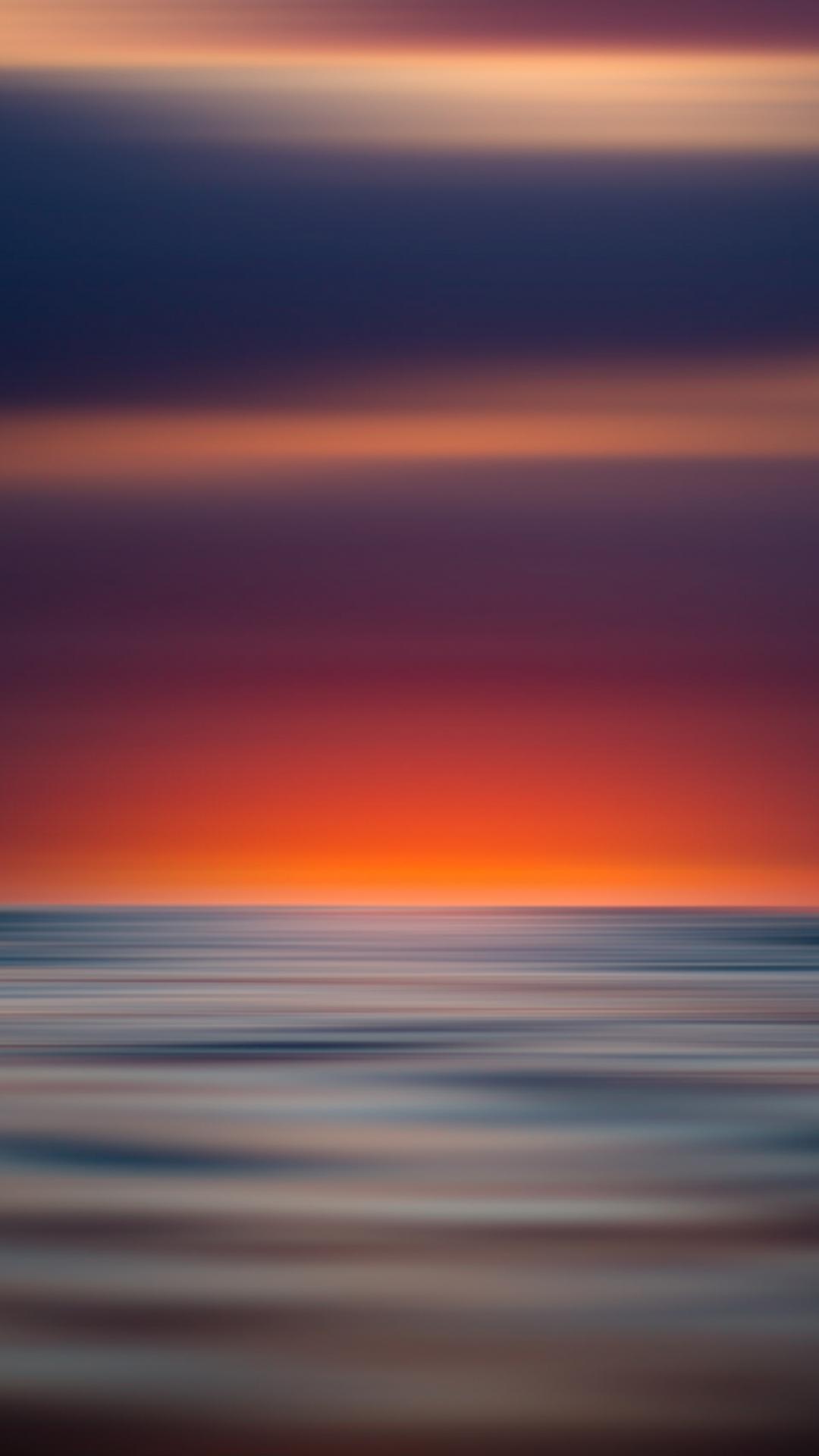 Wet Sunrise Iphone Wallpaper - Iphone 8k - HD Wallpaper