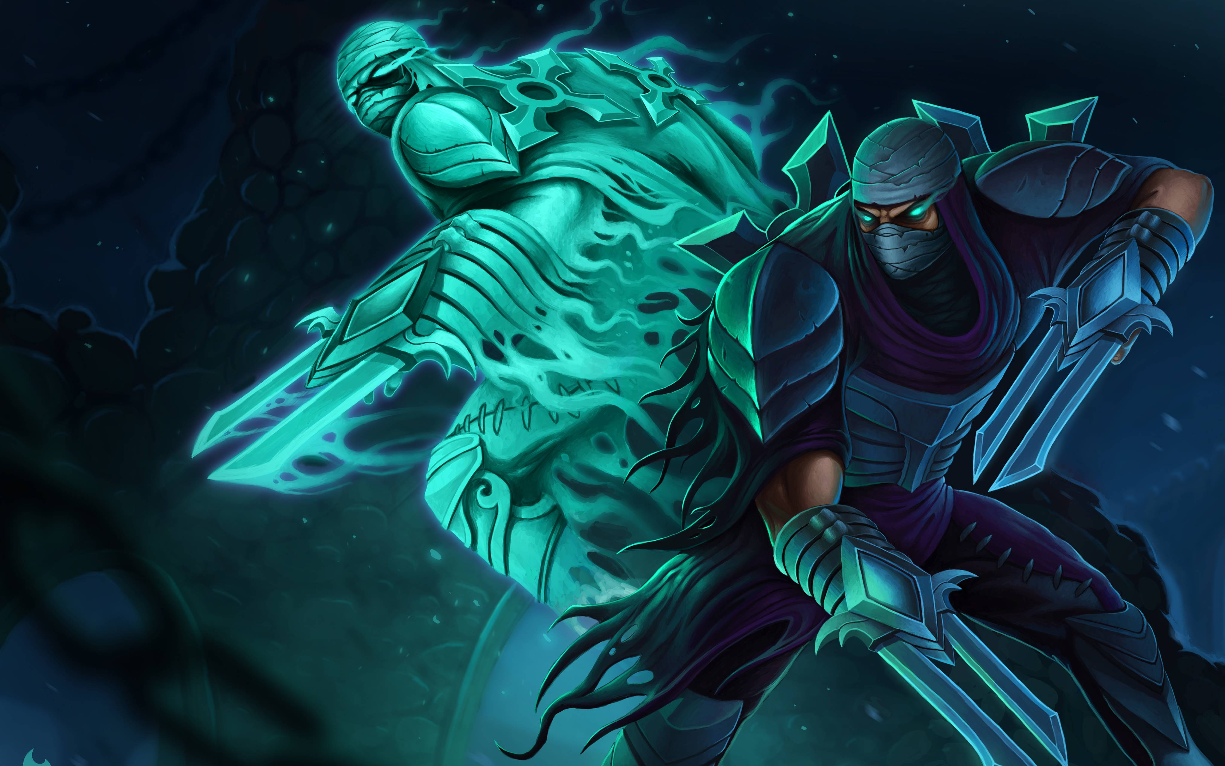 Zed Wallpapers Backgrounds Images Pictures League Of Legends Zed 4k 4096x2560 Wallpaper Teahub Io