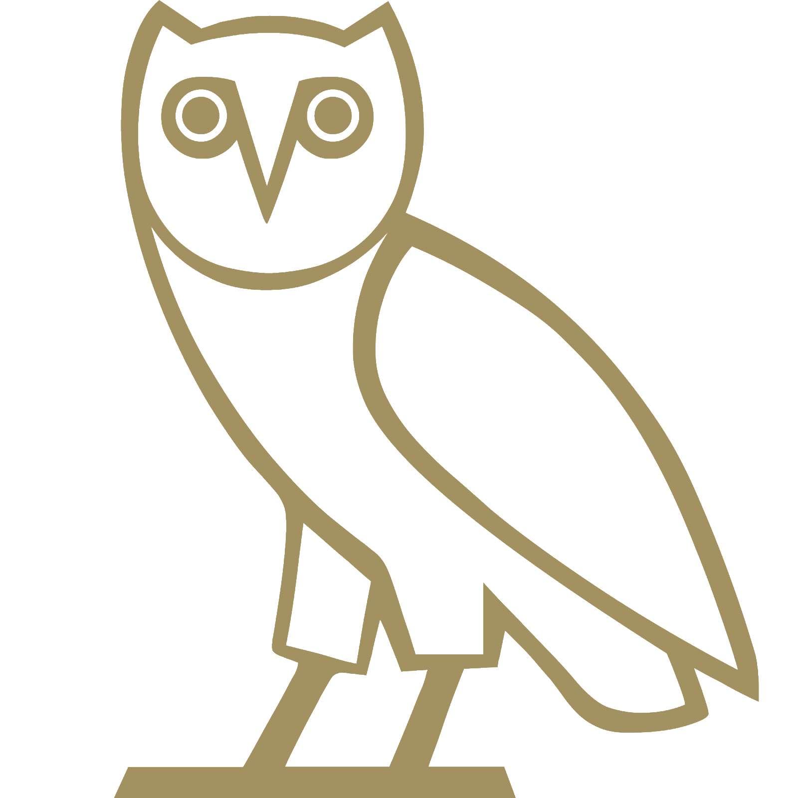 Drake Ovo Logo Png - HD Wallpaper