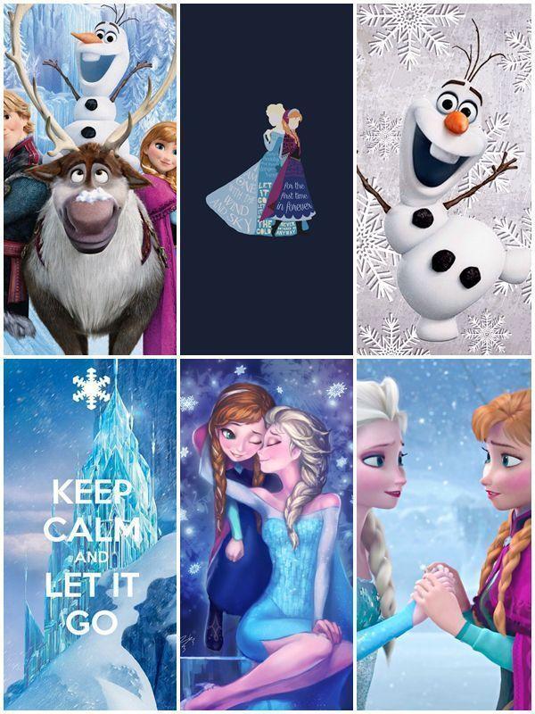 Papel De Parede Para Celular Da Frozen - HD Wallpaper