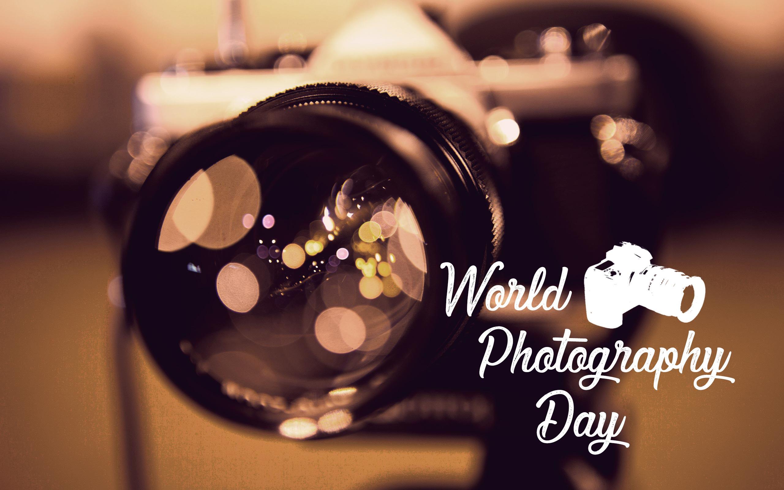 World Photography Day Wishes 2560x1600 Wallpaper Teahub Io