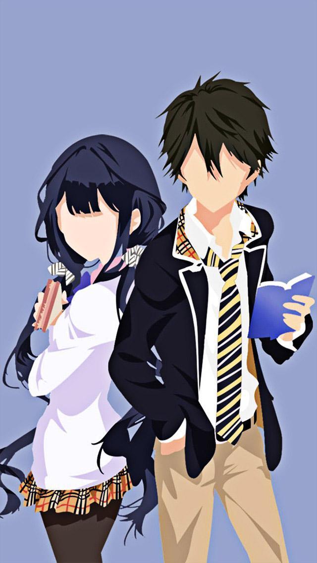 Anime Wallpaper Mobile 4k - HD Wallpaper