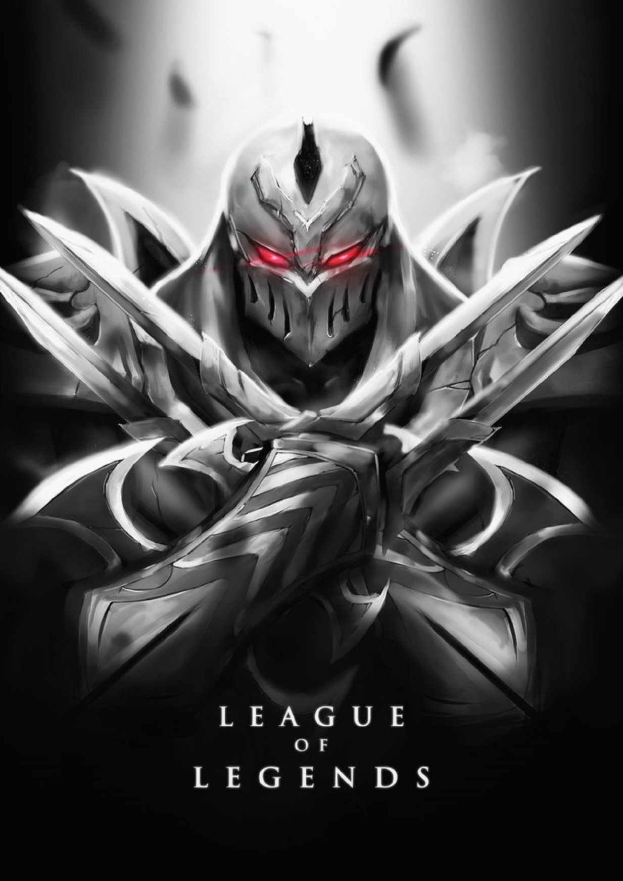 Live Wallpaper Android Lol Best Of League Legends Wallpaper Zed League Of Legends Logo 1233x1742 Wallpaper Teahub Io