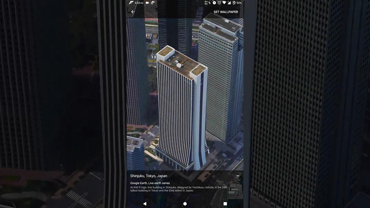 Pixel Earth Live Wallpaper Apk : The google pixel 3 ...