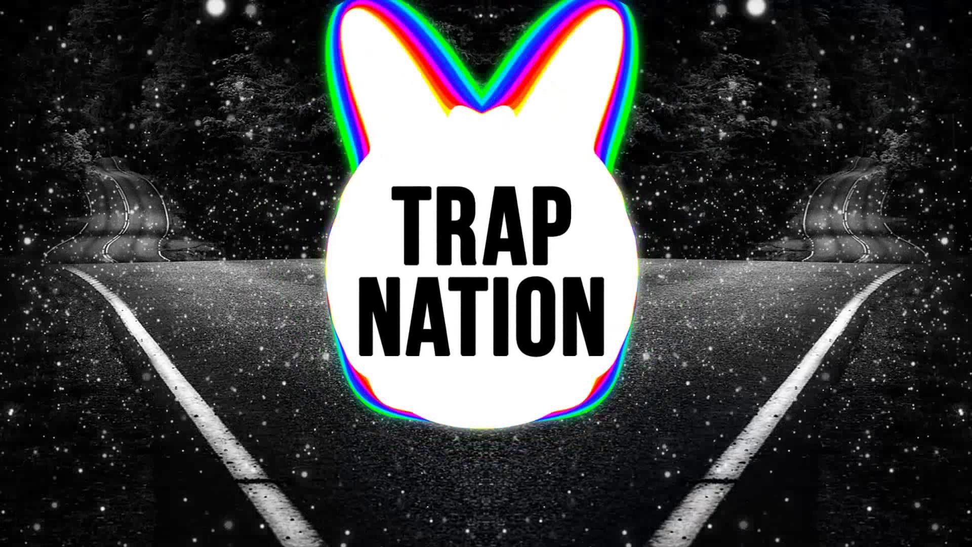 Trap Nation Live Wallpaper - Trap Nation Music Logo - HD Wallpaper