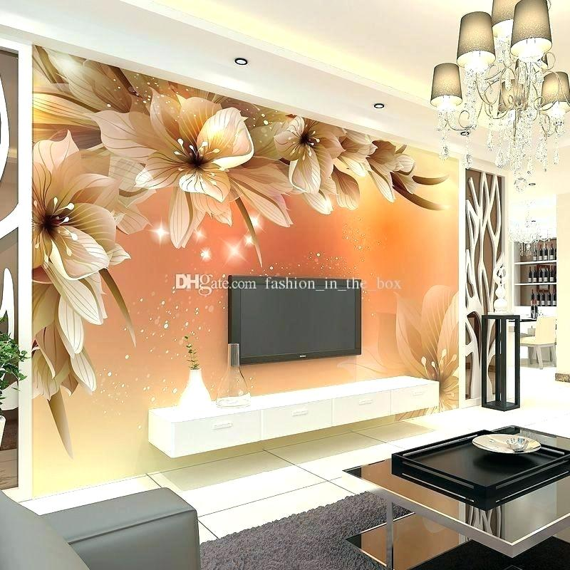 Wallpaper For Bedroom Wall India Wallpaper For Bedroom - Home Wallpaper Designs For Living Room - HD Wallpaper