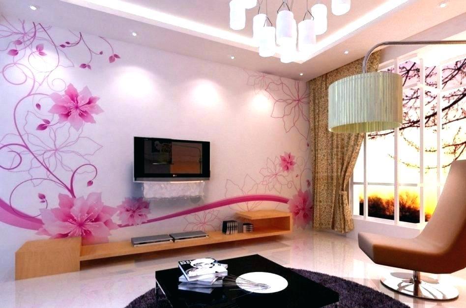 Wallpaper One Wall Wallpaper One Wall Large Print Wallpaper - Living Room Wall Painting Design - HD Wallpaper