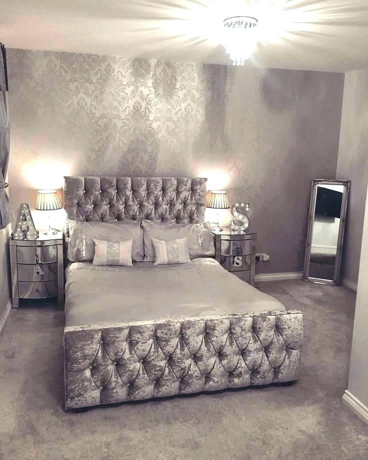 Grey And Rose Gold Bedroom 736x919 Wallpaper Teahub Io