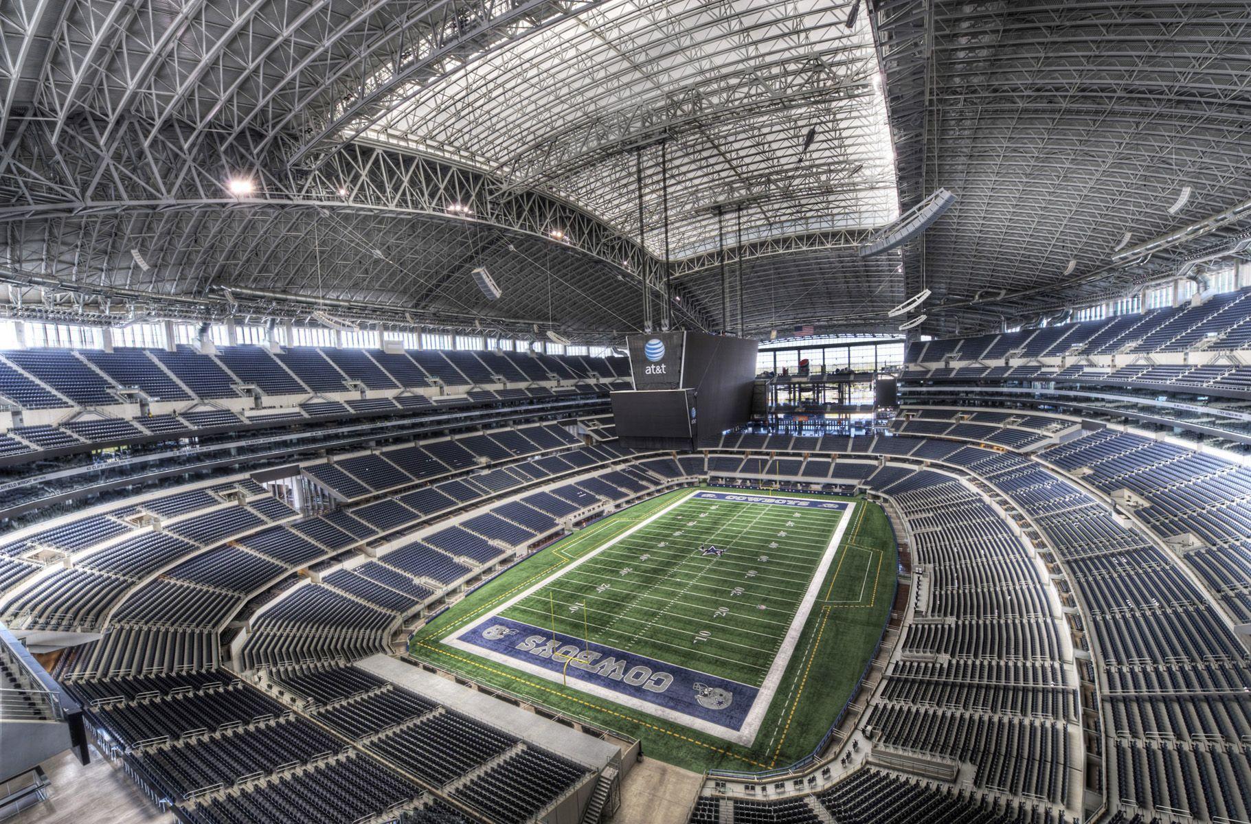 Dallas Cowboys Stadium Images, Dallas Cowboys Stadium - Dallas Cowboys Stadium Inside - HD Wallpaper