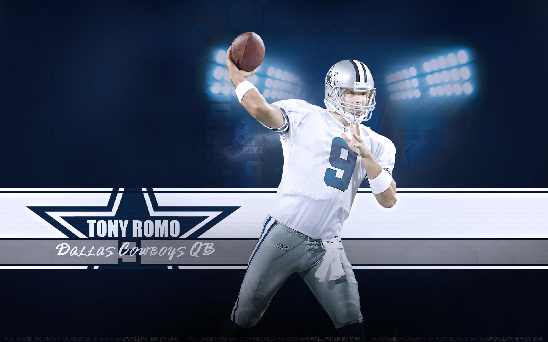 4k Ultra Dallas Cowboys Tony Romo Hq Definition Wallpapers - Dallas Cowboys Tony Romo - HD Wallpaper