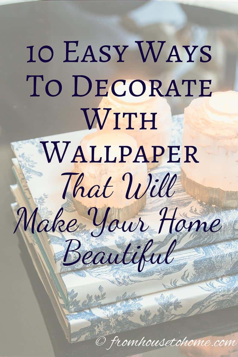 Easy Ways To Decorate With Wallpaper That Will Make - Poster - HD Wallpaper
