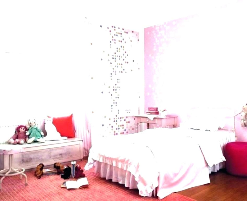 Paper Bedrooms Baby Girl Nursery Wallpaper Borders - Bedroom Pink Wall Paint Designs - HD Wallpaper