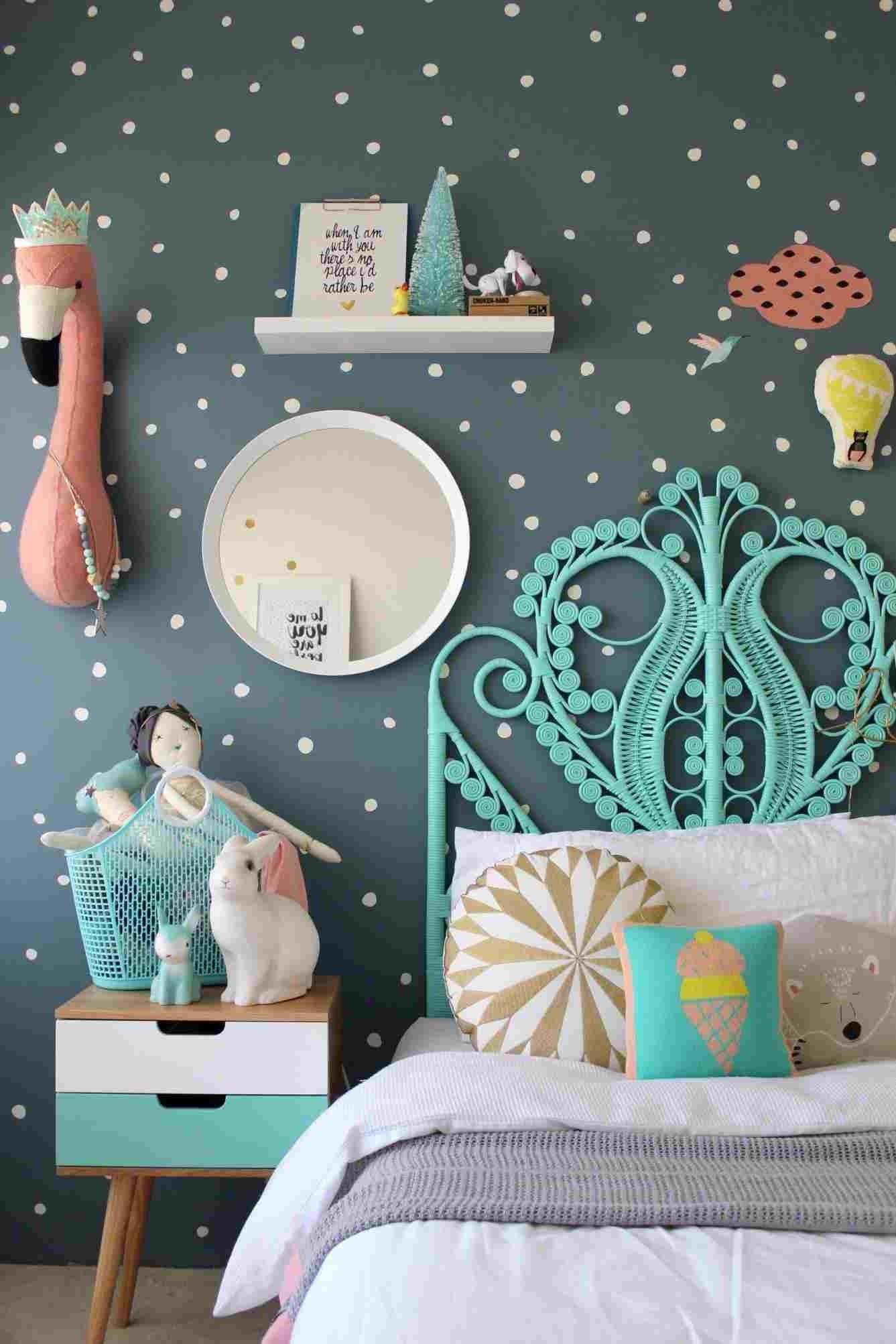 Rainbow Wallpaper Kids Room Info Cool Play Ideas Stunning - Boho Girls Room Ideas - HD Wallpaper