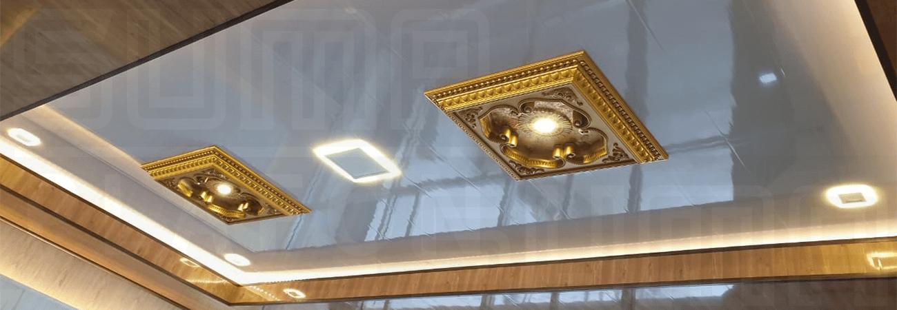 Model Plafon Pvc Terbaru 2019 1300x450 Wallpaper Teahub Io