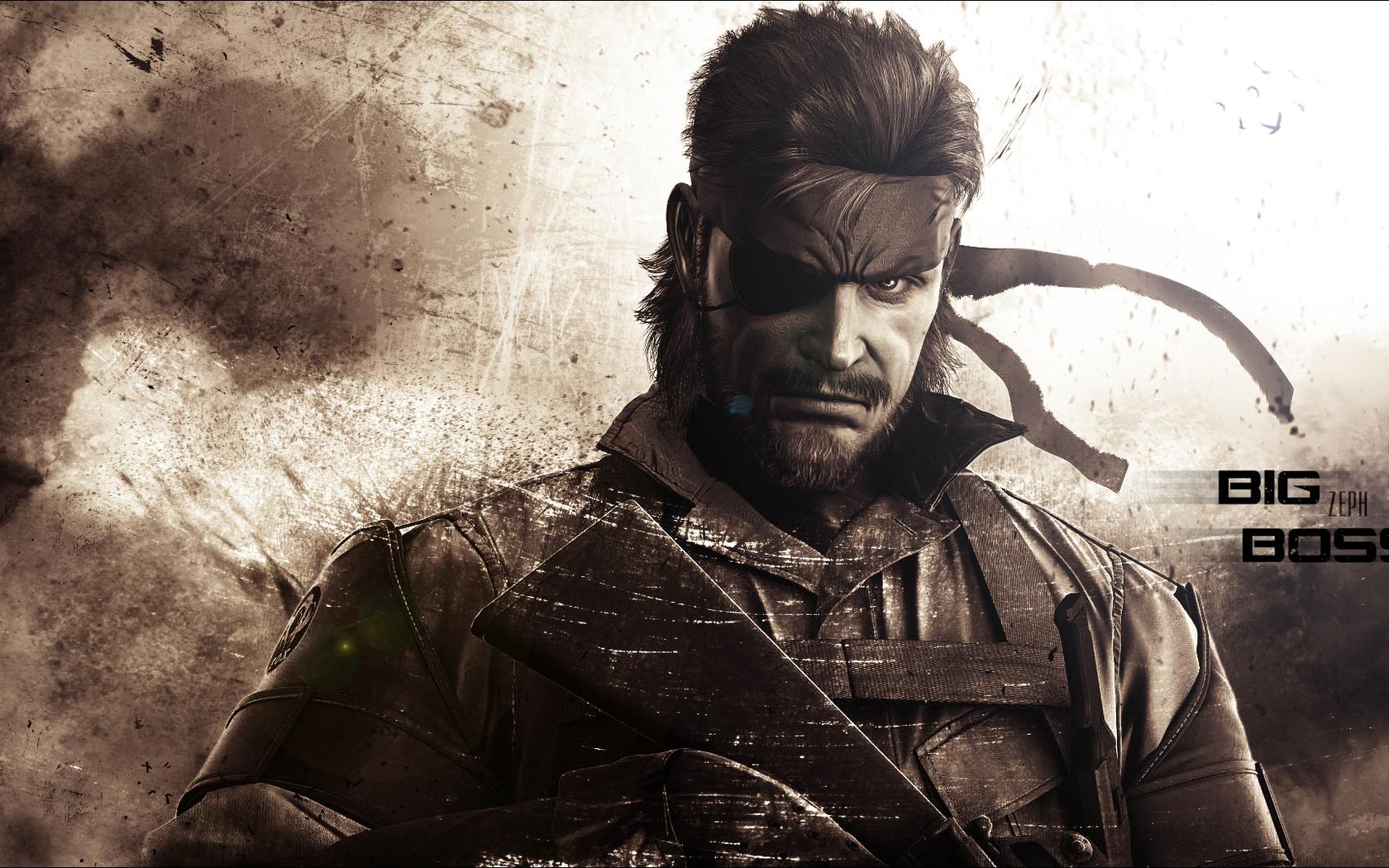 Metal Gear Solid Wallpapers Hd - HD Wallpaper