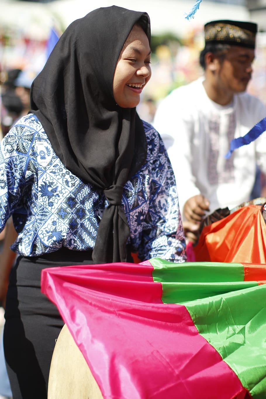 Hijab, Culture, Girl, Muslim, Islamic, Traditional, - HD Wallpaper