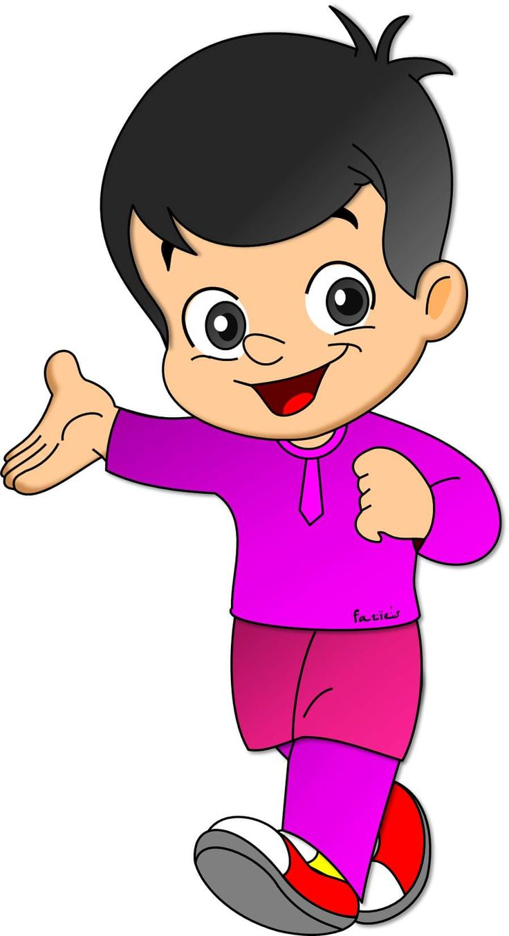Thumb Image - Anak Anak Muslim Kartun - HD Wallpaper