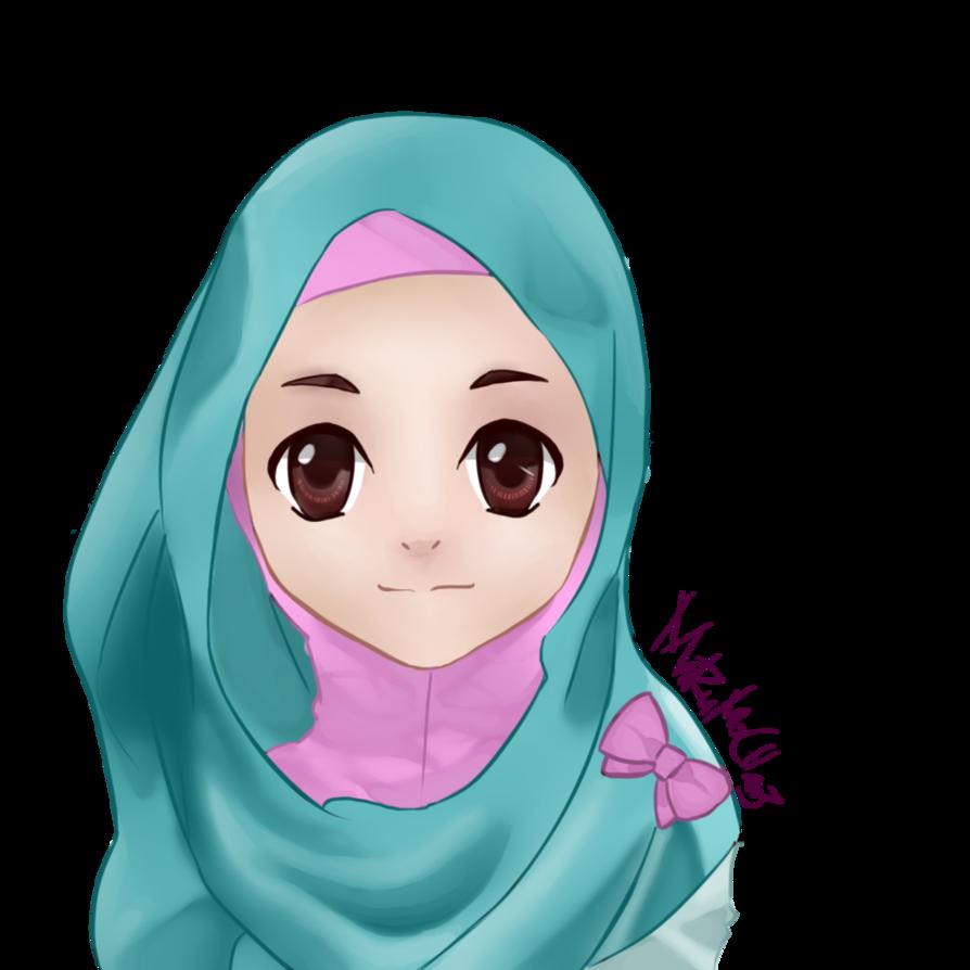 Thumb Image - Anime Islam Girl Png - HD Wallpaper