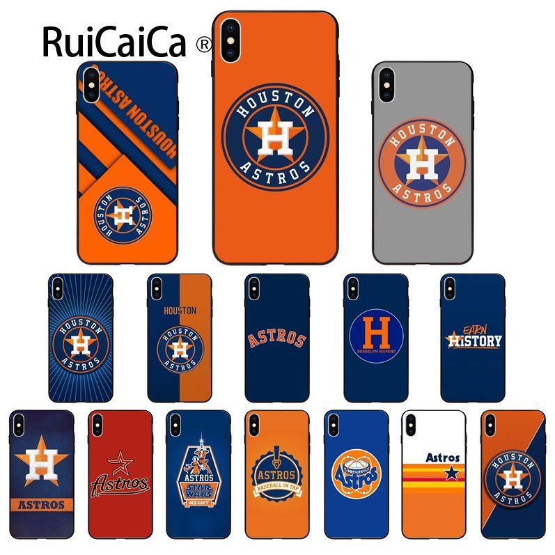 Ruicaica Baseball Houston Astros Smart Cover Black - Mobile Phone - HD Wallpaper