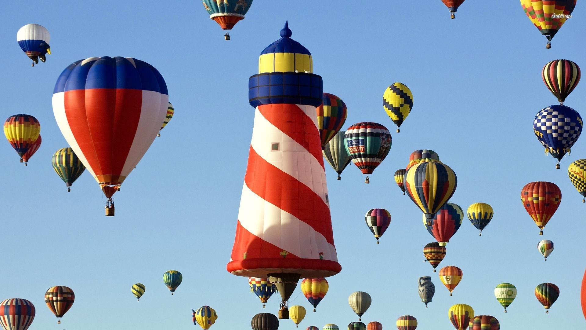 Hot Air Balloon 1920x1080 Wallpaper Teahub Io