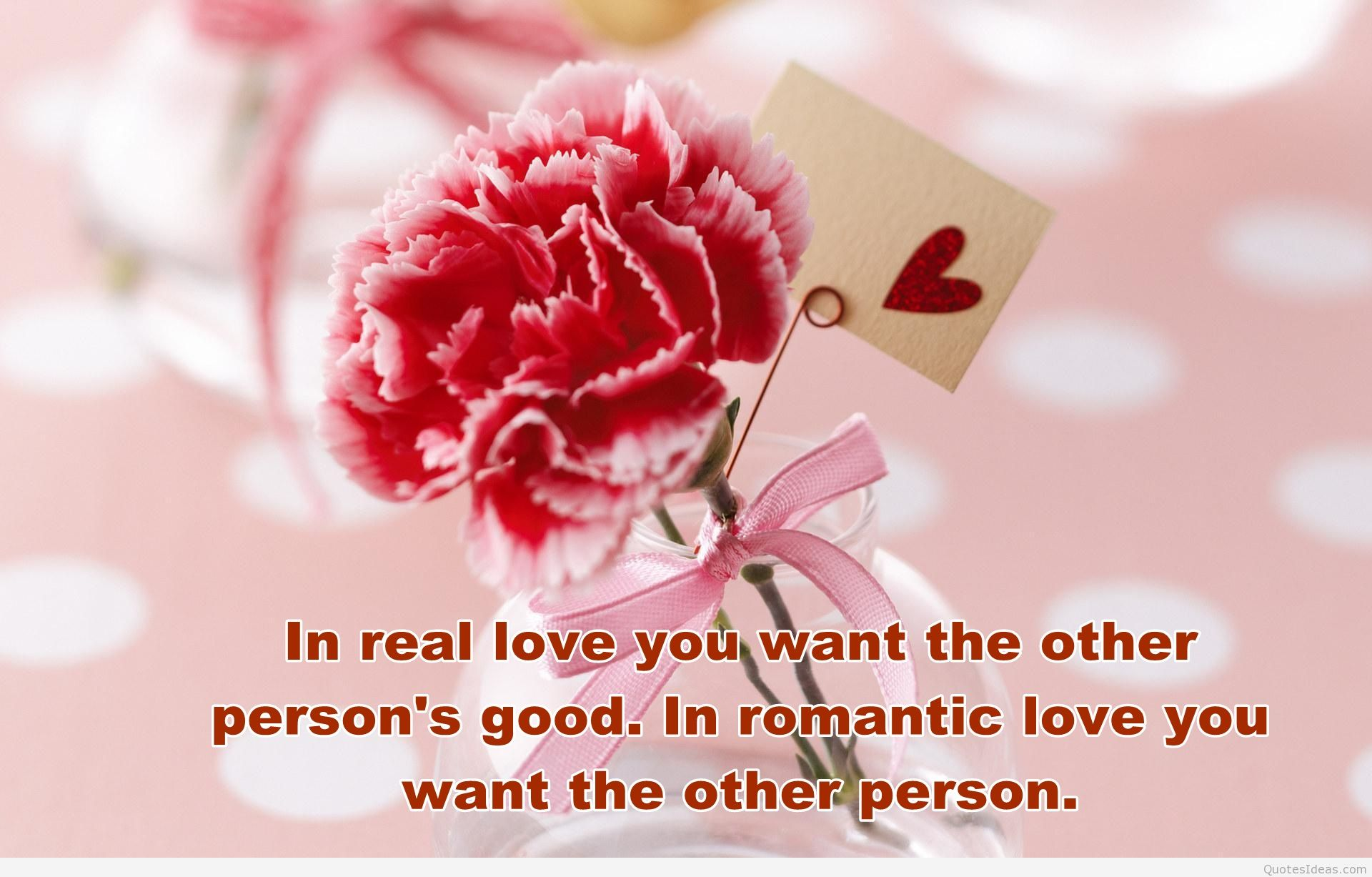 Romantic Rose Romantic Quote - Love Romantic Wallpaper With Quotes - HD Wallpaper