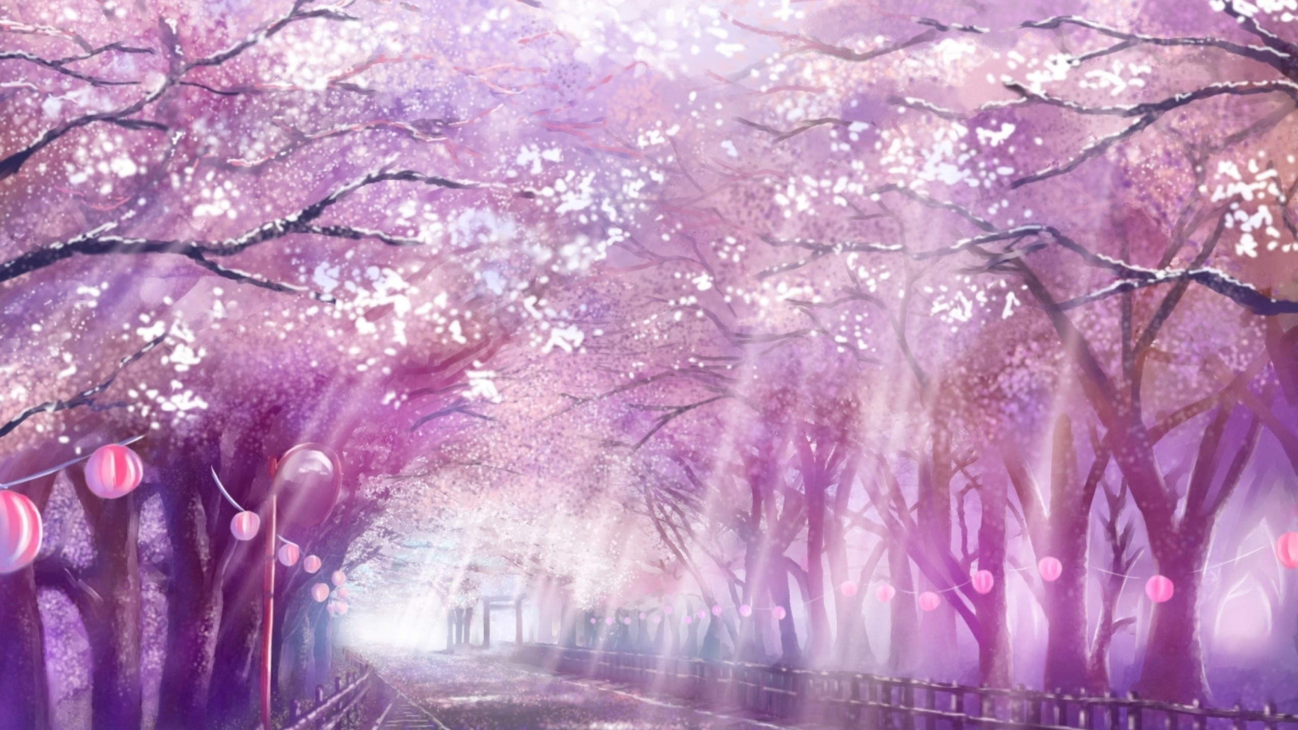 42 New 2560x1440 Wallpaper Anime Scenery Images Anime Wallpapers