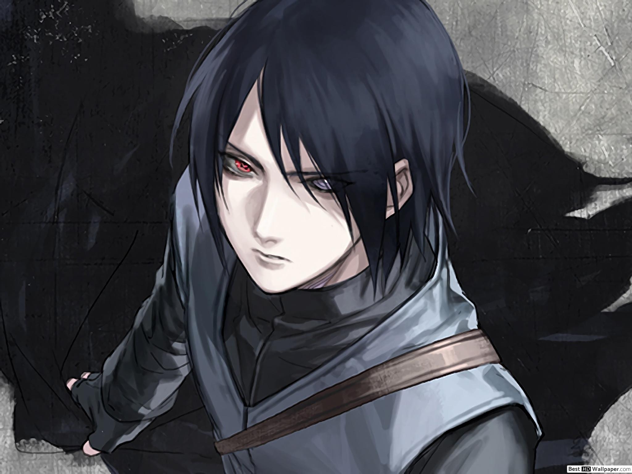 Sasuke Uchiha Rinnegan Wallpaper Hd - HD Wallpaper