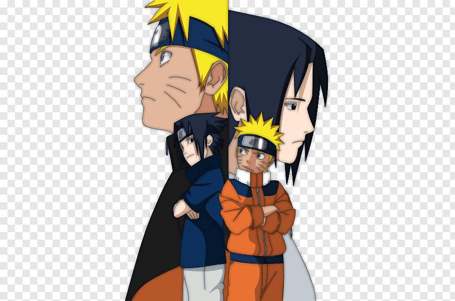 Naruto Uzumaki And Sasuke Uchiha, Sasuke Uchiha Naruto - Naruto Vs Sasuke - HD Wallpaper