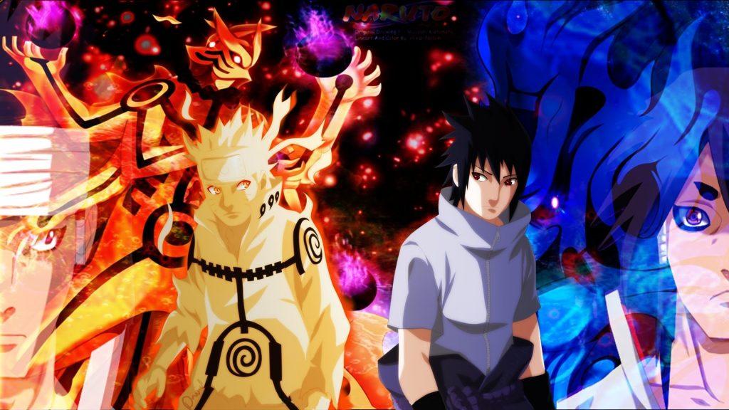 Naruto Shippuden Wallpaper Tag Download Hd Wallpaper - Naruto Vs Sasuke Wallpaper Hd - HD Wallpaper