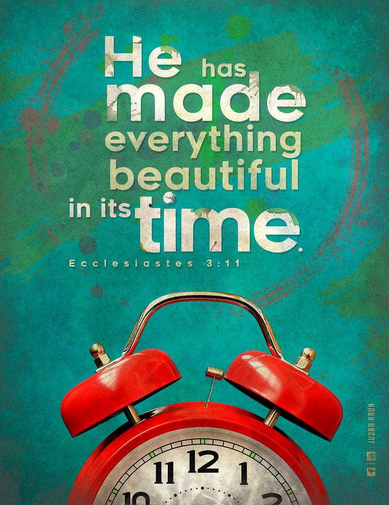 He Has Made Everything Beautiful In Its Time Phone - HD Wallpaper