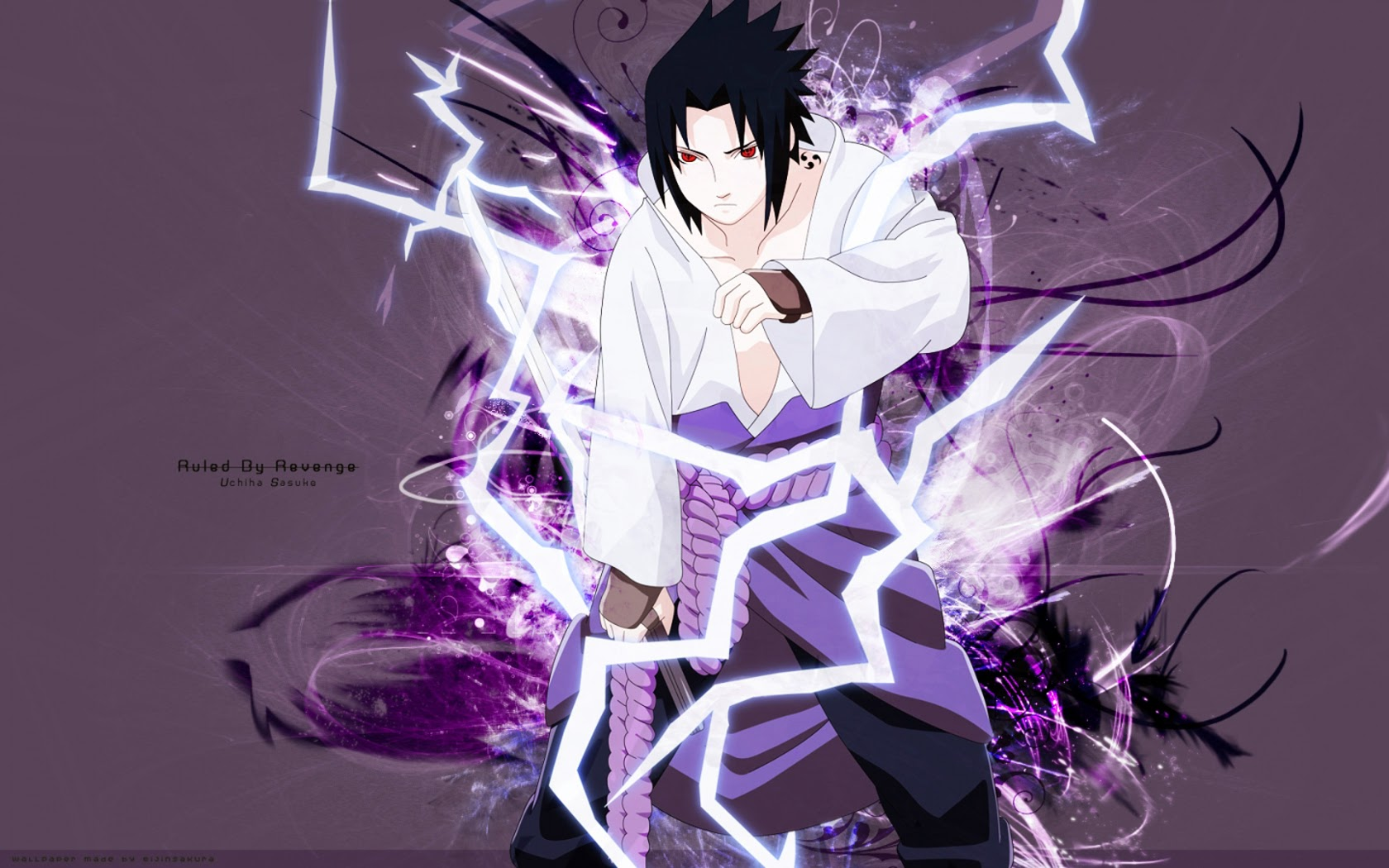 Sasuke Uchiha Wallpaper Hd - Anime In Naruto Shippuden - HD Wallpaper