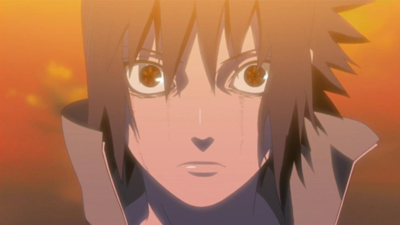 Sasuke Uchiha Sharingan Wallpaper - Sasuke Mangekyou Sharingan - HD Wallpaper
