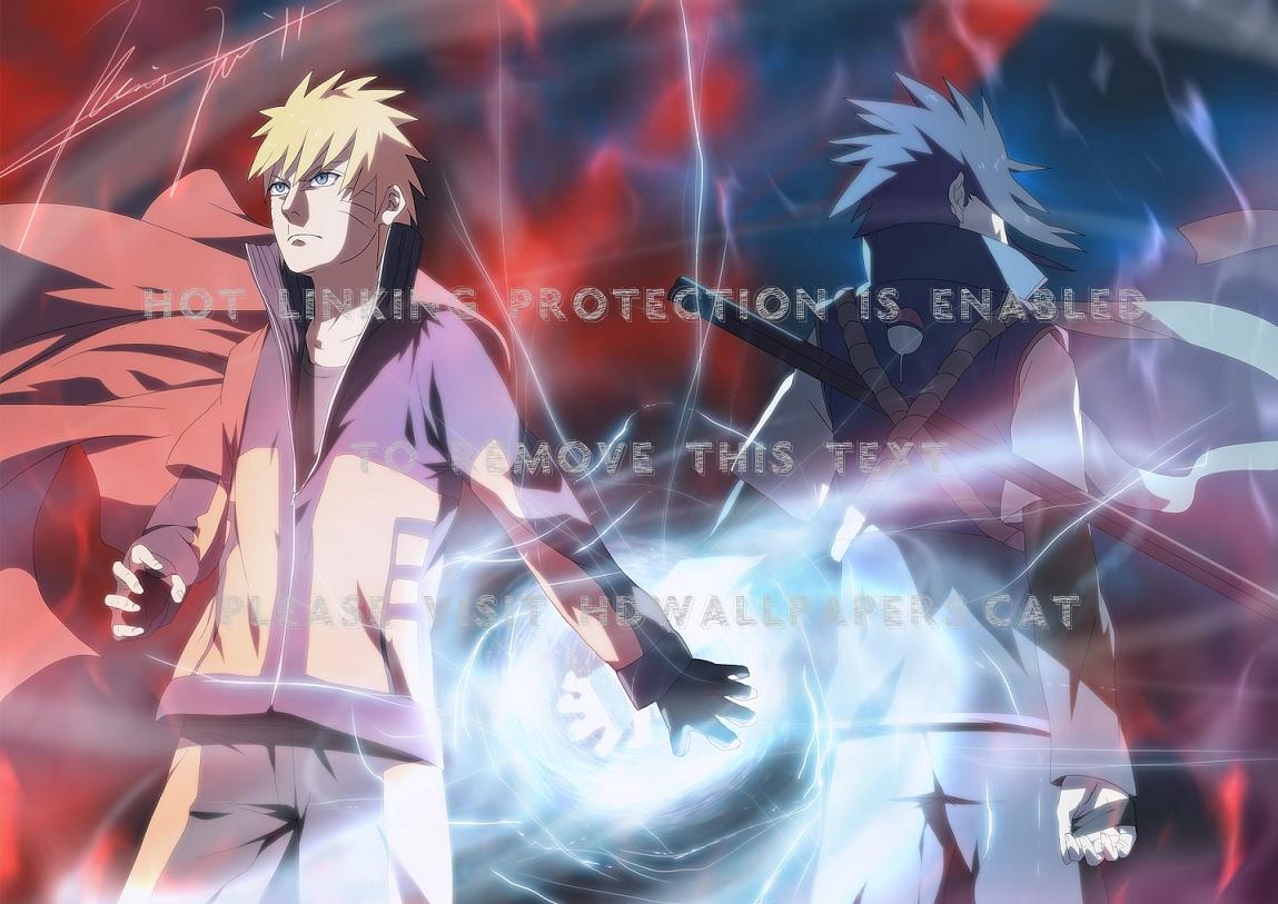 Rasengan Chidori S-rank Uchiha Sasuke Clan - Rasengan Vs Chidori - HD Wallpaper