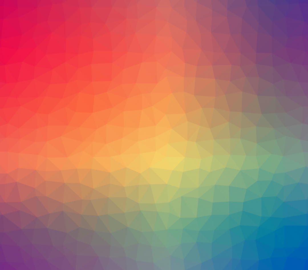 Colorful Polygon Hd Wallpapers (1080p, 4k) (35349) - Gradient Polygon Background - HD Wallpaper