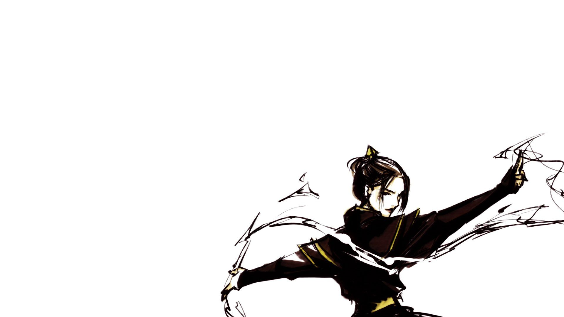 Avatar The Last Airbender Kartun - HD Wallpaper