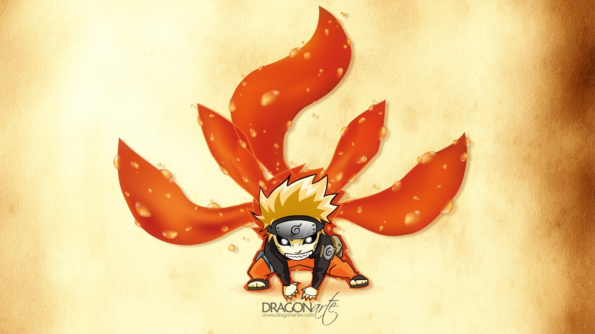 229 2292102 wallpaper chibi naruto nine tails form