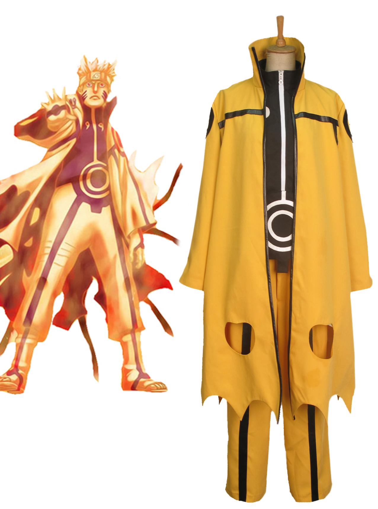 229 2292329 naruto nine tails mode cosplay