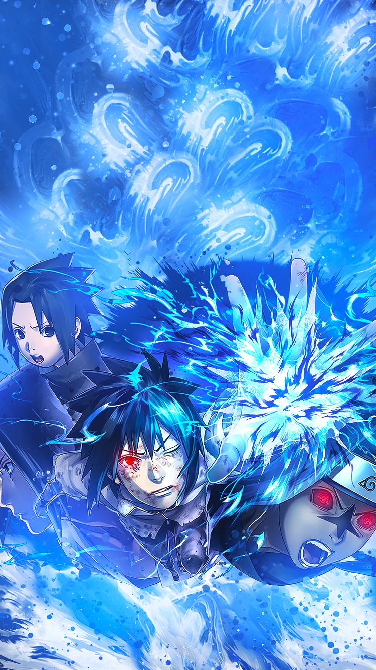 Naruto Blazing Sasuke And Itachi - HD Wallpaper