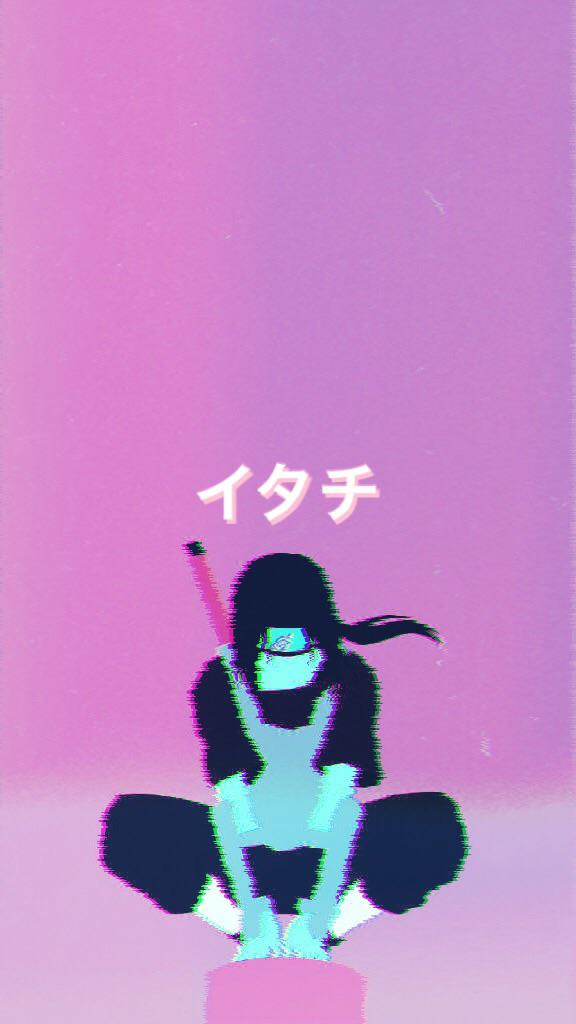 Aesthetic Naruto Wallpapers Itachi 576x1024 Wallpaper Teahub Io