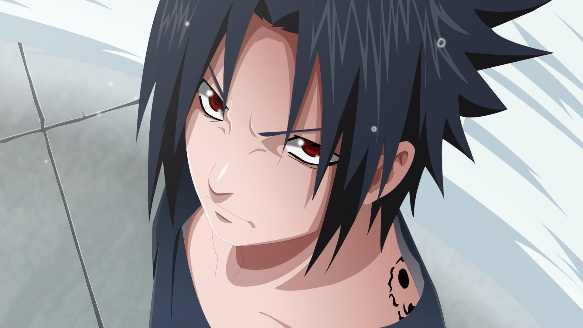 Uchiha Sasuke, Naruto Shippuden, Sharingan - Sasuke Hd - HD Wallpaper
