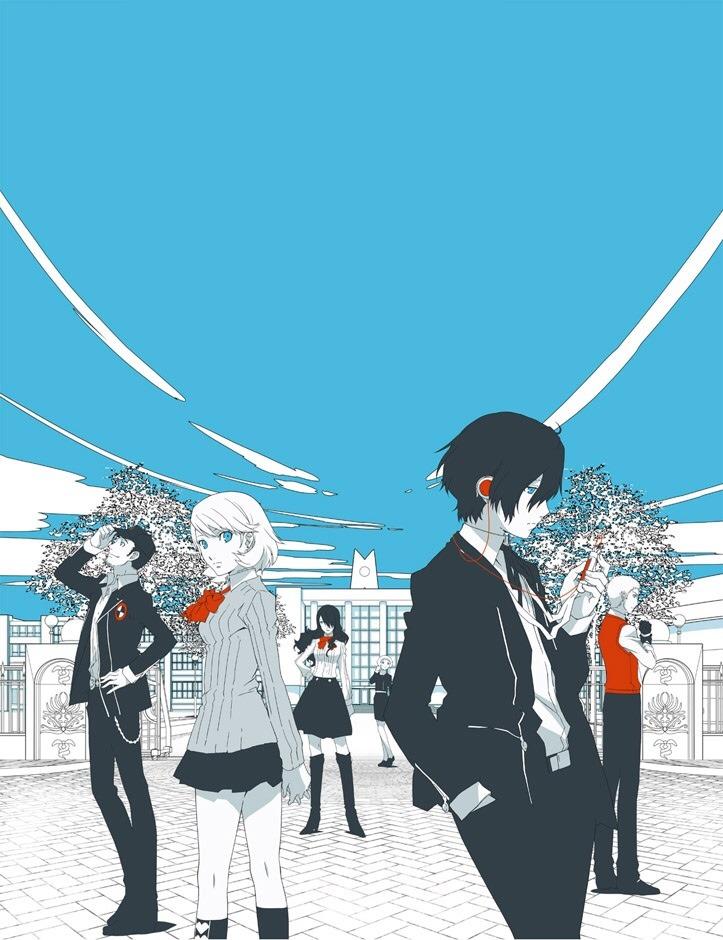Persona 3 The Movie 1 Poster - HD Wallpaper