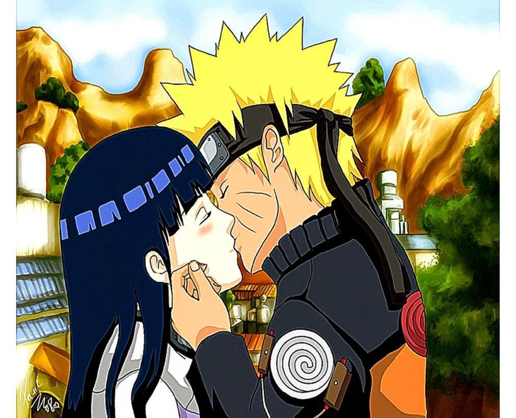 Naruhina Naruto And Hinata Shippuden Wallpaper - Naruto Shippûden Naruto Et Hinata - HD Wallpaper