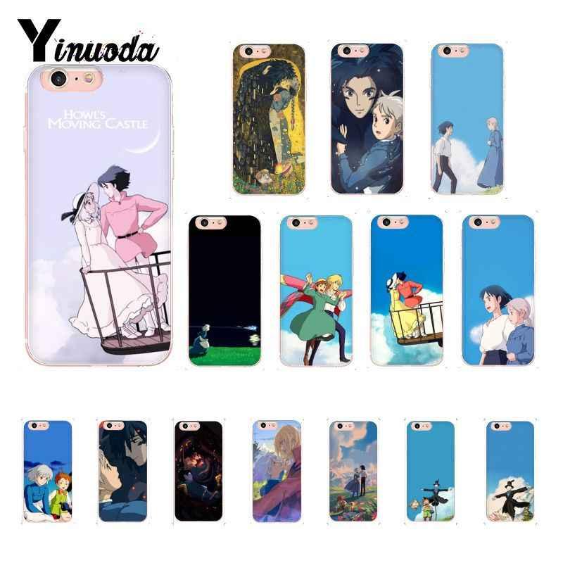 Yinuoda Cartoon Studio Ghibli Howl S Moving Castle - Blackpink Phone Case Kill This Love - HD Wallpaper
