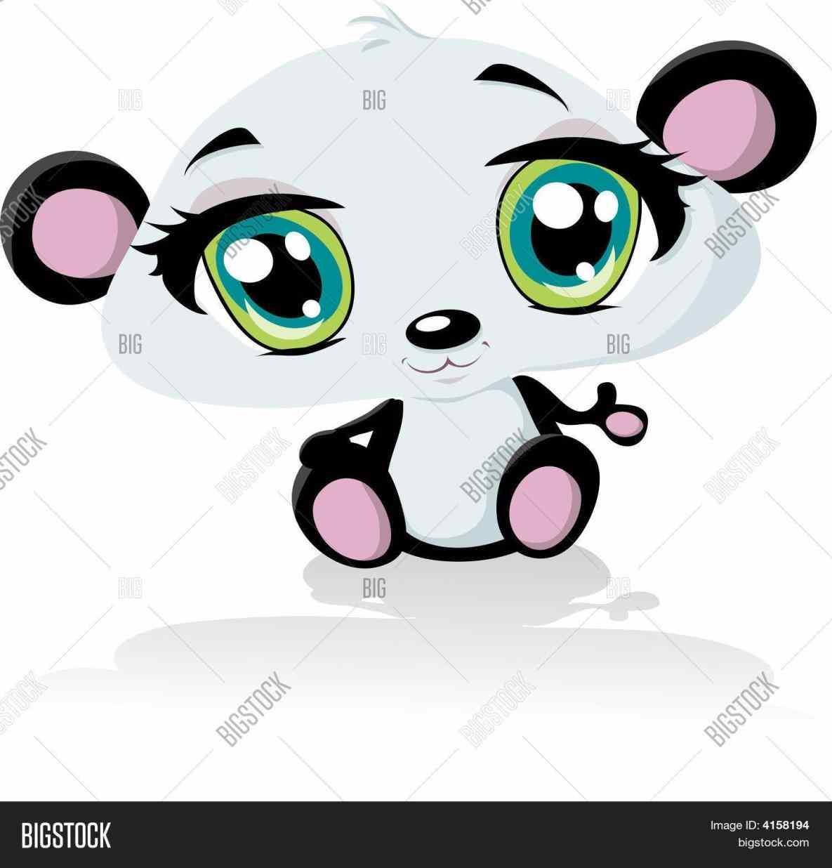 Animated Cute Animated Baby Panda 1185x1236 Wallpaper Teahub Io