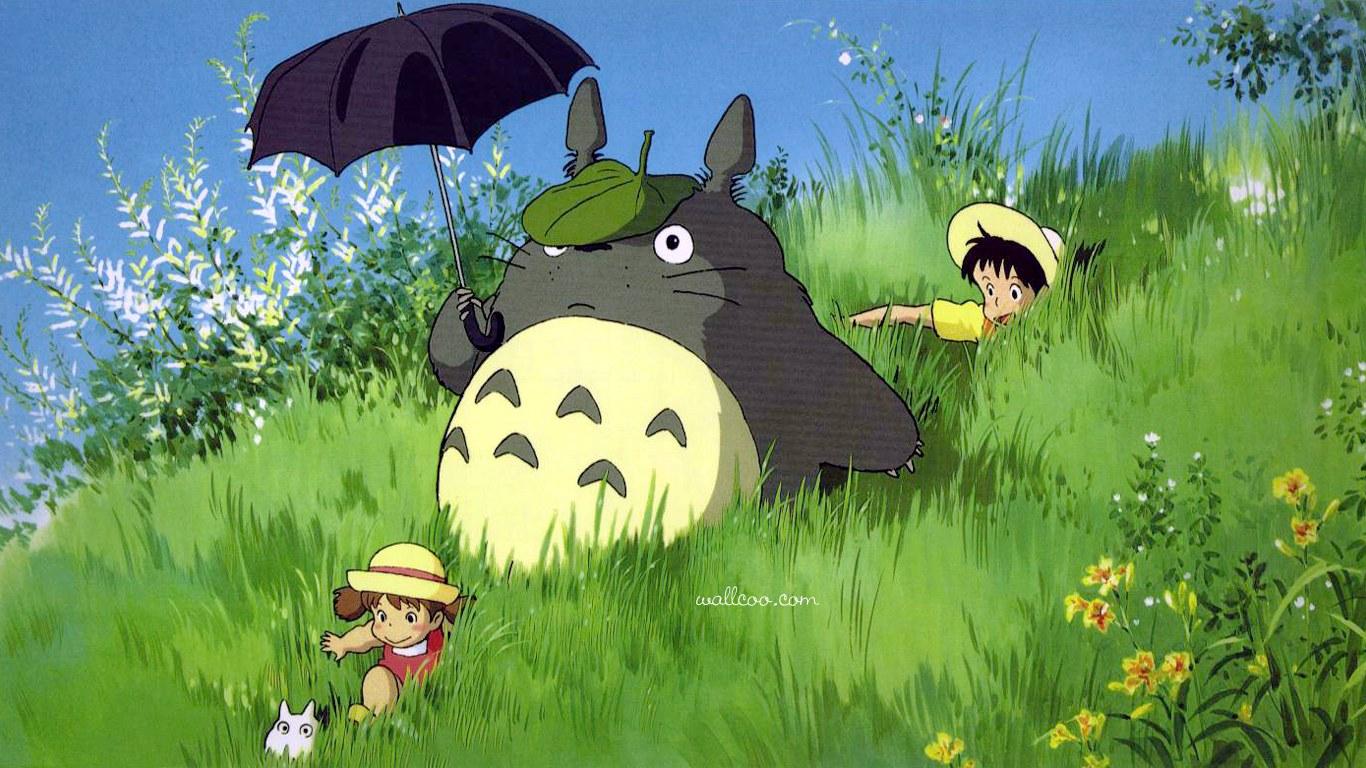 Hayao Miyazaki Movies Spirited Away Studio Ghibli Anime Totoro Wallpaper Hd 1366x768 Wallpaper Teahub Io