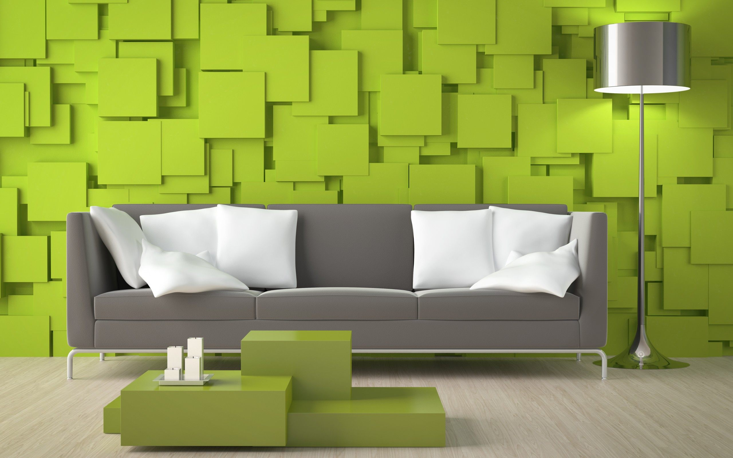Wall Paint Design For Living Room - HD Wallpaper