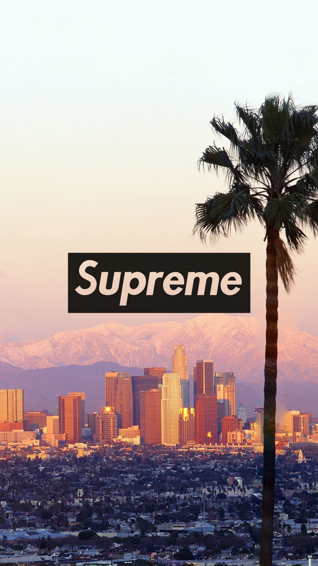 1080x1920, Supreme Los Angeles - Supreme Wallpaper Iphone - HD Wallpaper