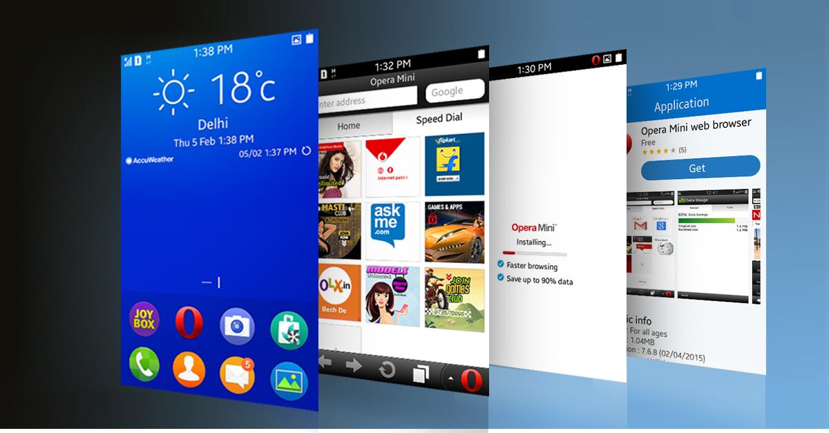 Download Opera Mini On Samsung Z1 Gear S Opera 1200x627 Wallpaper Teahub Io