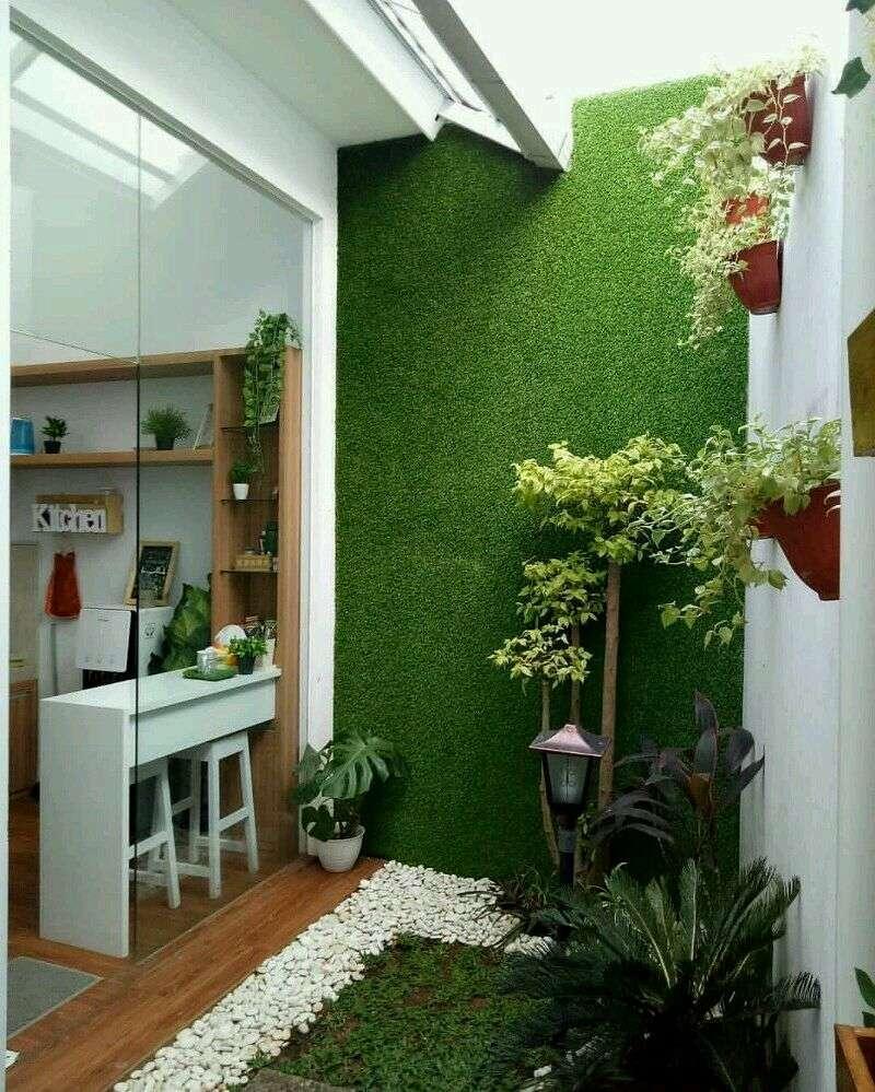 harga wallpaper dinding karpet rumput sintetis ruang makan dan dapur terbuka 800x999 wallpaper teahub io harga wallpaper dinding karpet rumput